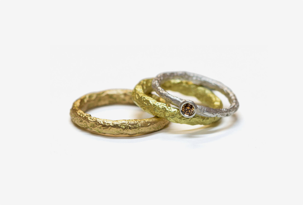 Rings from the <em>Von-Herzen</em> series