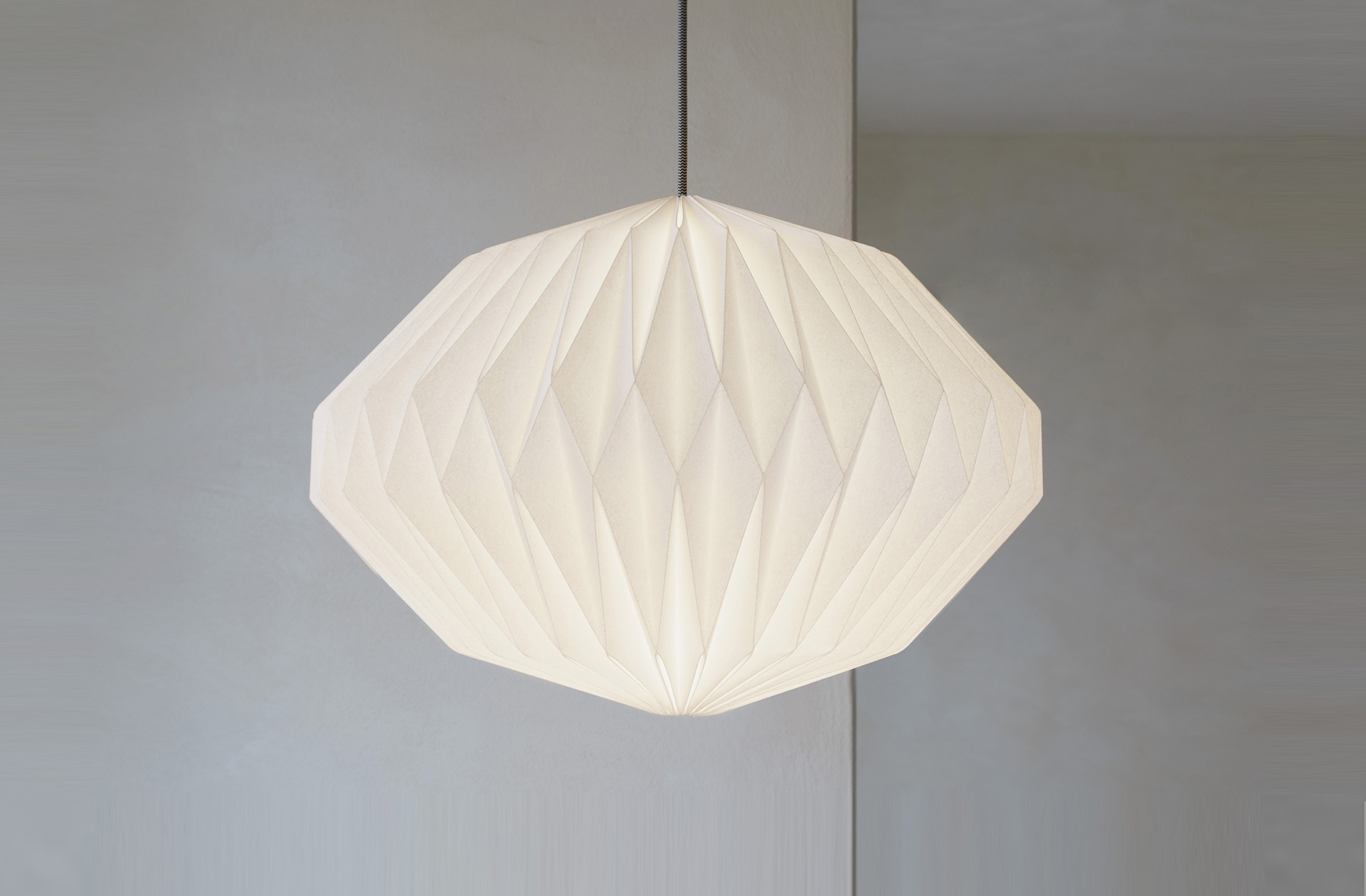 Jutta mntefering art aurea jutta mntefering heaven knows origami lamp shade aloadofball Image collections