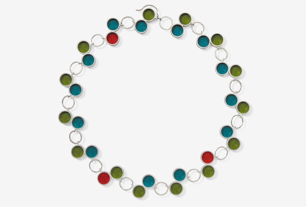 Necklace by Michaela Binder